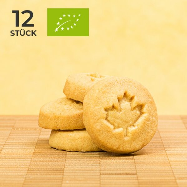 BIO Shortbread Natur - Tims Kanadische Backwaren