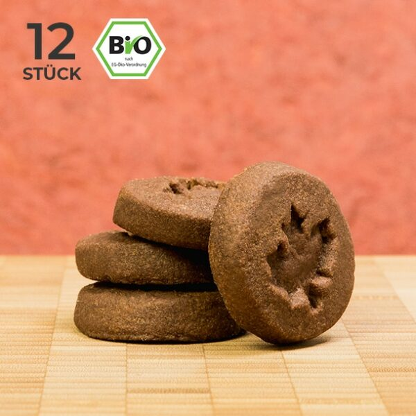 Bio Shortbread Schoko - Tims Kanadische Backwaren