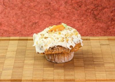1013 - Muffin Carrot Cheese