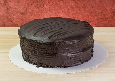 4002 - Chocolate Cake rund